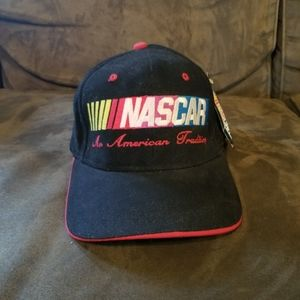 NWT Nascar Racing Hat w/ Embroidery on 4 sides
